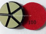 供应陶瓷树脂磨片ceramicpad