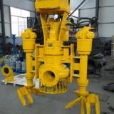 液压泥沙泵 砂砾泵液压挖机带搅拌泥浆矿浆 渣浆泵 挖机液压泥沙泵