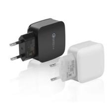 欧规快充 qc3.0手机充电器 欧规手机充电器 通用qc3.0手机适配器