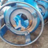 立式液下离心渣浆泵-高铬耐磨杂质泵-污水排污泥沙泥浆泵