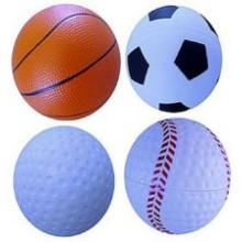 C罗足球仿真玩具球厂价直供各类pu玩具球、可印公司LOGO批发