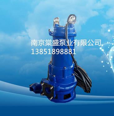 WQR20-9-1.5南京棠盛泵业WQR20-9-1.5三相380伏排污泵