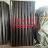 供应铝合金百叶窗 室外空调百叶窗 单层防雨百叶风口