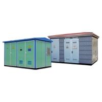 欧式箱变哪家好 箱式变电站厂家直销 质量保证