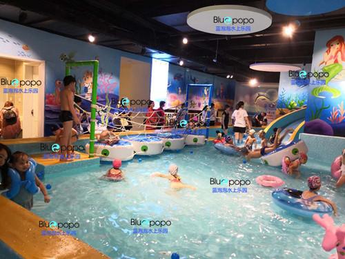 室内恒温儿童水上乐园加盟商室内恒温儿童水上乐园行业空间利润有多大