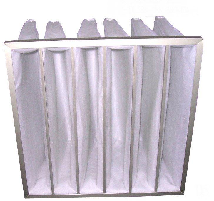 袋式空气过滤器 空气袋式滤芯 空气过滤器