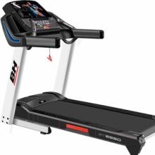 必艾奇(BH)跑步机家用静音商务型BT6550健身器材 BT6550大跑台款【送货安装】