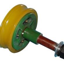 猴车托绳轮 200H型聚氨酯 单托轮 猴车托绳轮 200H型批发