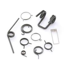 专业定制扭转弹簧 扭力弹簧 不锈钢双扭簧各类异形弹簧塔簧批发批发