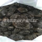 孝义火山石厂家供应水处理火山岩生物挂膜滤料除臭 人工湿地填料 黑色红色火山石