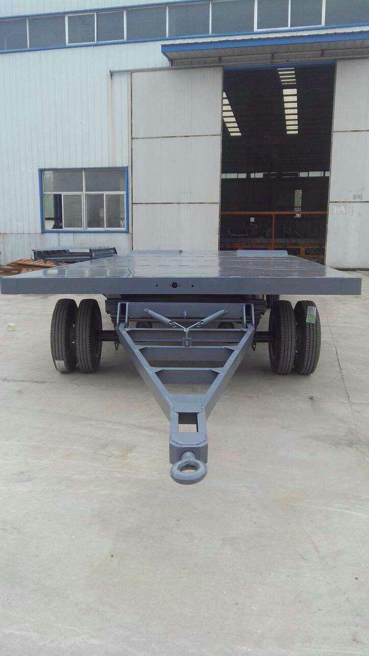 山东梁山生产 6米8米10米13米平板全挂车的厂家公司报价