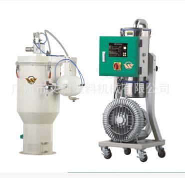塑料粉末上料机 全自动真空吸粉机 脉动高压喷洗功能 配高压风机