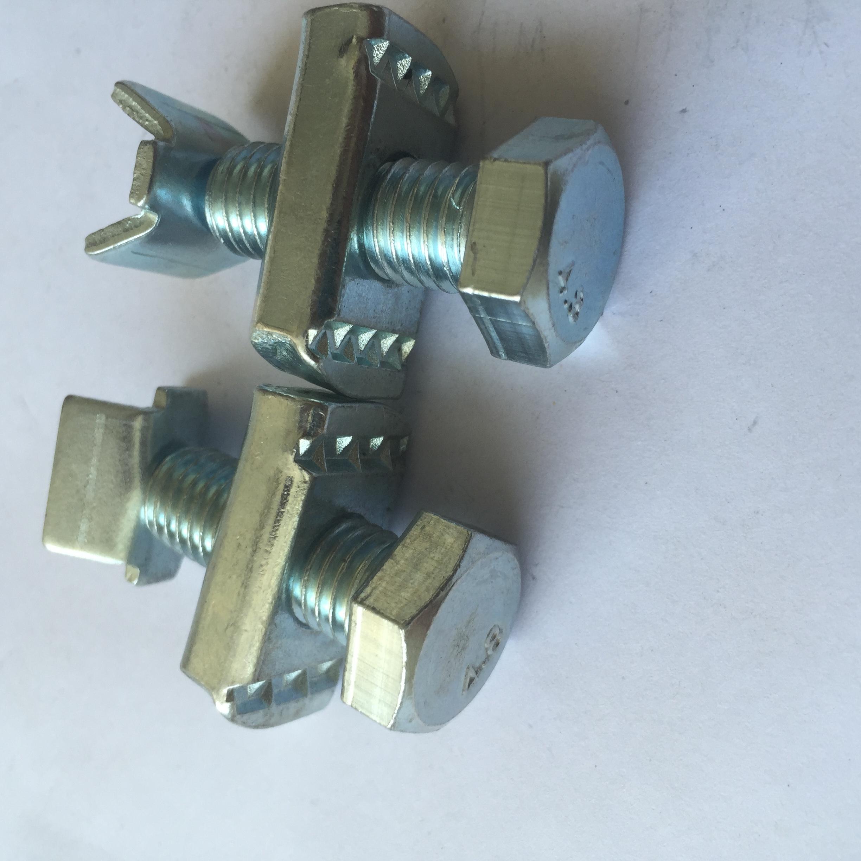 加强螺杆 供应抗震支架配件 8.8级加强螺杆 全螺纹螺杆 供应加强螺杆 加强螺杆厂家定制