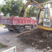 砖渣清运处理、建筑垃圾砖渣淤泥清运回收 砖渣清运处理建筑垃圾砖渣淤泥清运