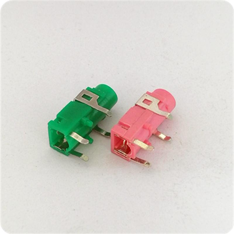 耳机插座 3.5耳机插座 深圳厂家直销3.5耳机插座 3.5音频连接器 PJ-321