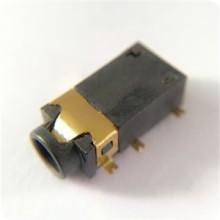 PJ-326耳机插 深圳直销3.5贴片多级耳机插座 3.5音频连接器 PJ-326/324耳机插