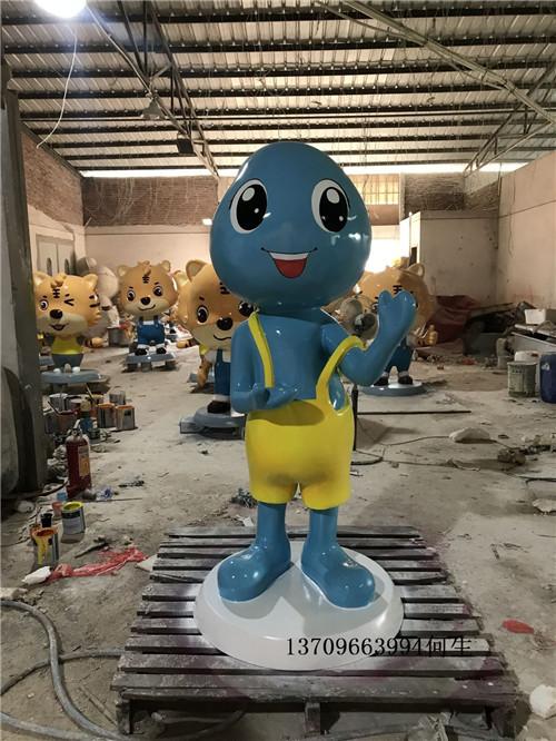 玻璃钢雕塑厂家定做各款动漫卡通公仔雕塑 玻璃钢卡通雕塑价格实惠 动漫卡通公仔雕塑