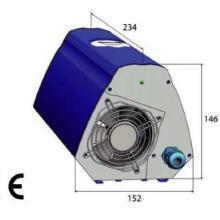 Dumo 在线环境粉尘仪 芬兰辛创 悬浮粉尘颗粒物检测仪图片