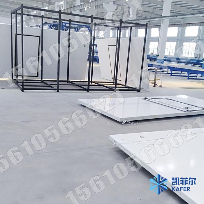 凯菲尔冷藏车生产厂家定制60/80/100mm 保温车箱板  保温冷藏车厢板 保温板车厢板冷库板