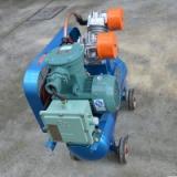 供应上海勇霸小型防爆空压机VW-0.11/8 无油防爆空压机 气源洁净