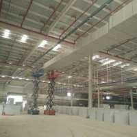 浙江实验室新风排风系统 暖通工程设计 空调通风工程承接安装施工
