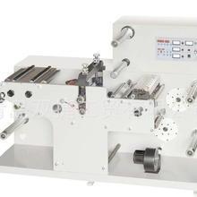 全自动圆压圆模切机 全自动烫金模切机