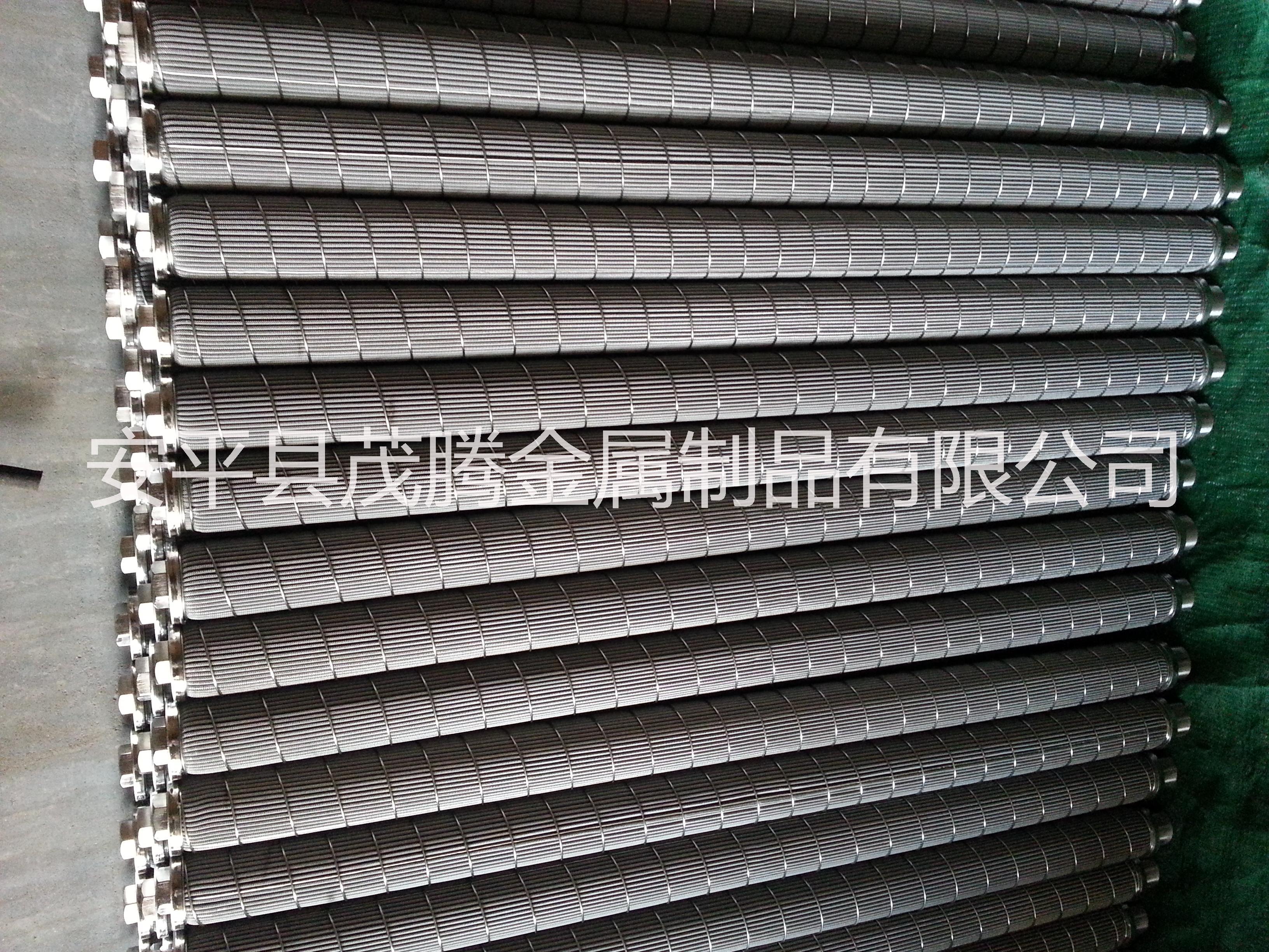供应折叠滤芯,金属滤芯,波纹状滤芯,不锈钢滤芯,过滤材料 不锈钢高效耐酸碱微孔波纹状滤芯