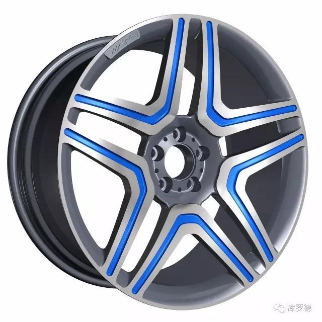 轿车铝合金锻造轮毂1139 兰州轿车铝合金锻造轮毂1139