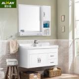 专业定制卫浴柜 加玻璃台面卫生间浴具套装