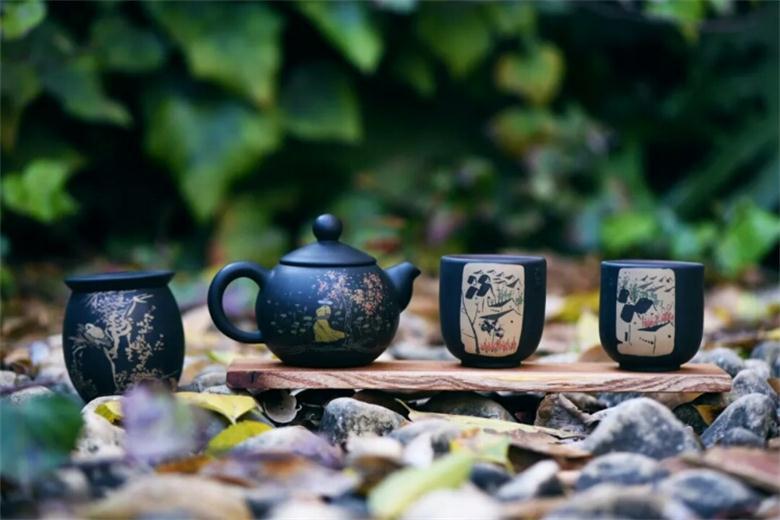 关于建水紫陶茶具你知道多少 紫陶茶具 建水紫陶  紫陶