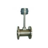 LUGB-2满管式压电涡街流量计 法兰卡装液体涡街流量计