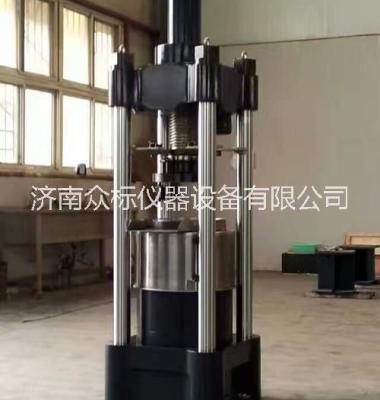 电液伺服材料试验机图片/电液伺服材料试验机样板图 (1)