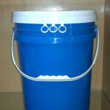 厂家直销20L塑胶拉环塑料化工桶、油墨罐、塑胶桶、塑料桶、食品桶