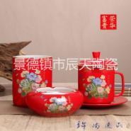 陶瓷文具套件图片