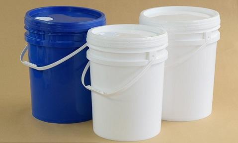 厂家直销 纯色PP塑料通用包装圆桶 to原料桶 可加工定制