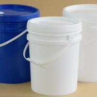 厂家直销供应高品质20L塑料密封桶 塑胶原料桶 用料好品质有保障