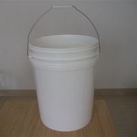 厂家直销 供应高品质20L塑料密封胶桶 塑胶原料桶 用料好品质有保障