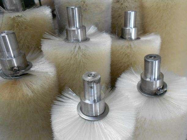 玻璃清洗机毛刷    食品清洗毛刷   纺织机械毛刷   毛刷辊
