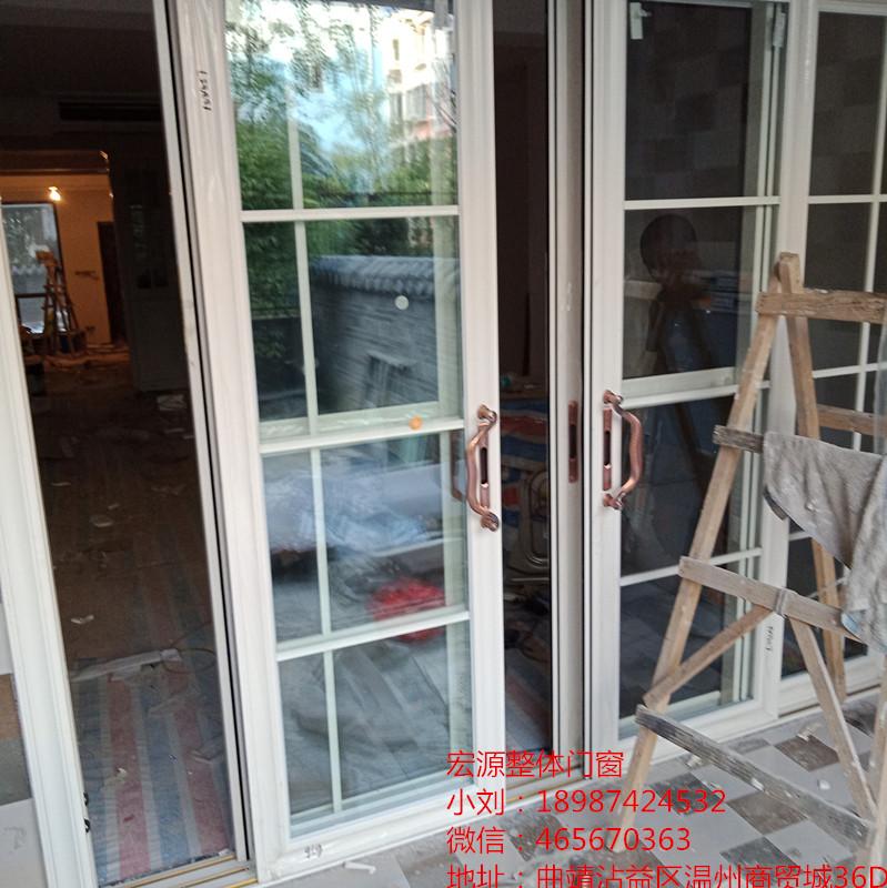 曲靖宏源整体门窗,专业门窗封装,认准宏源门窗