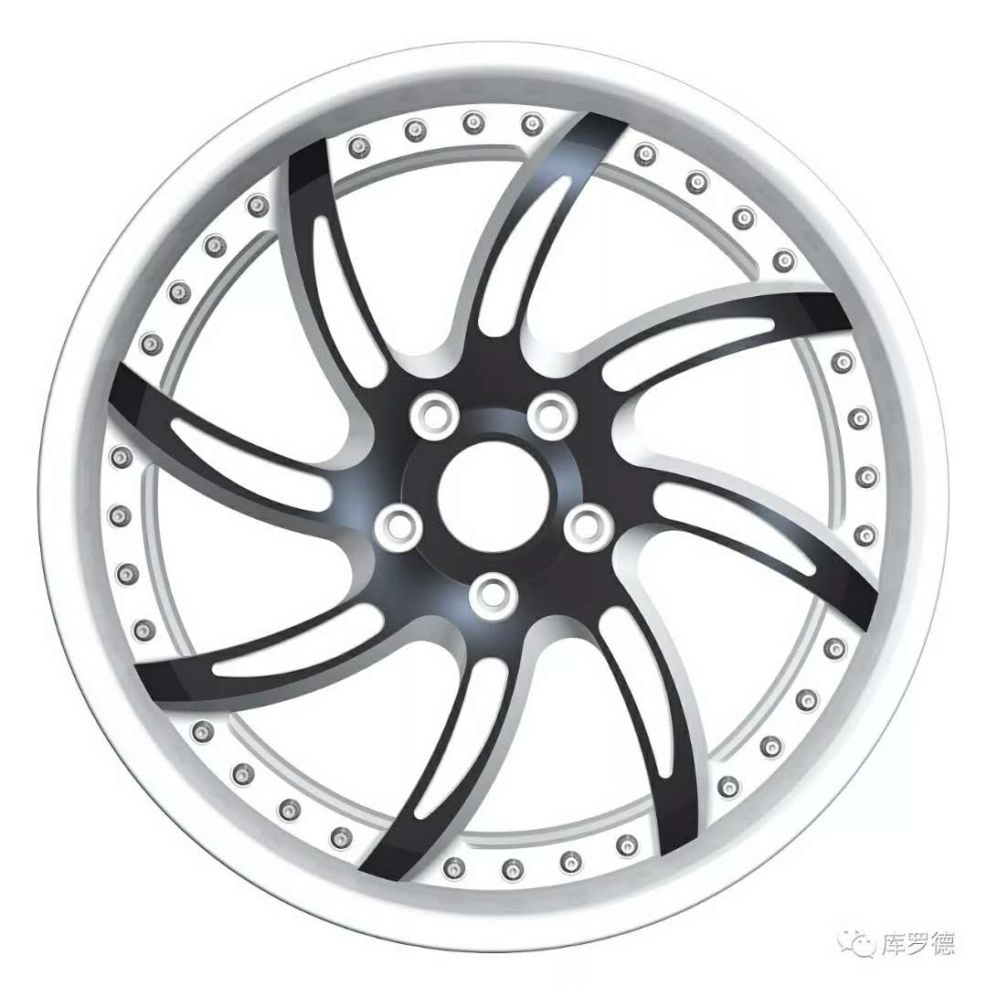 个性定制锻造两片式铝合金轮毂 北京个性定制锻造两片式铝合金轮毂