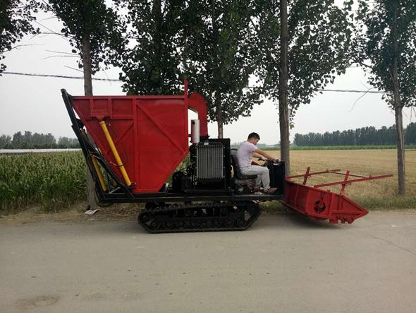 供应山东玉米秸秆青储机供应商 收割机价格