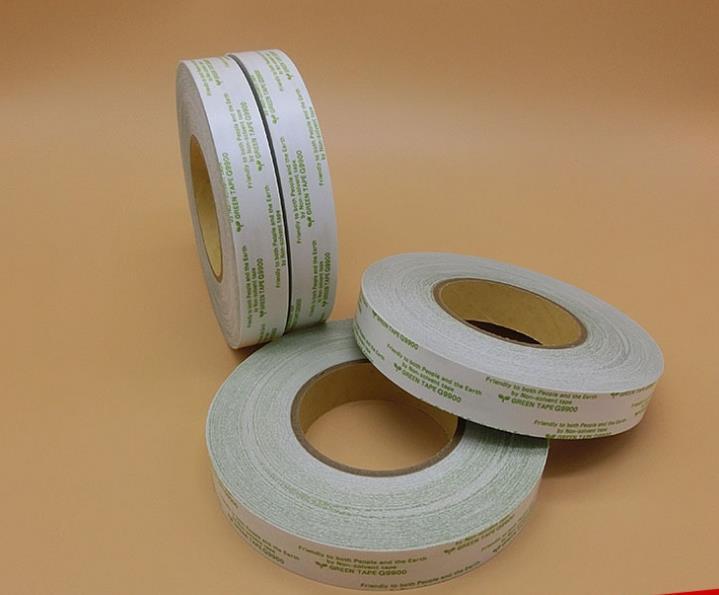 索尼G9900白色棉纸用双面胶 工业用接着剂冲型加工厂家直销