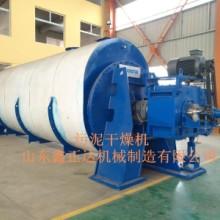 污泥干燥机 卧式盘片干燥机 无二次污染可循环使用