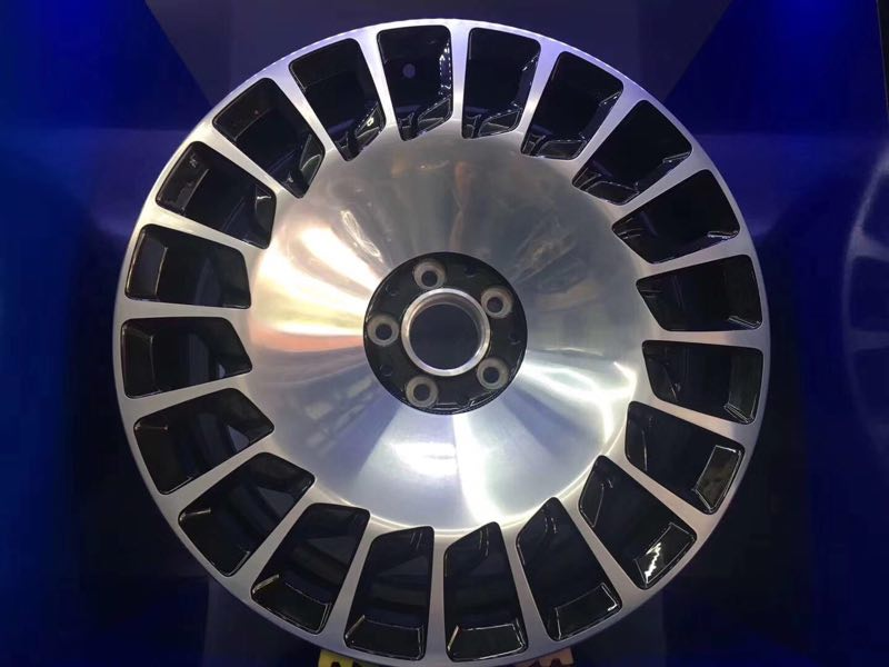 轿车一片式锻造铝合金轮毂 成都轿车一片式锻造铝合金轮毂