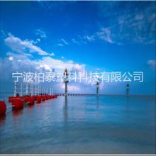 山东海域拦船浮筒 电站拦船浮子