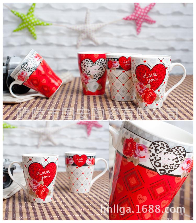 陶瓷杯产地  陶瓷杯订制,欢迎来电洽谈