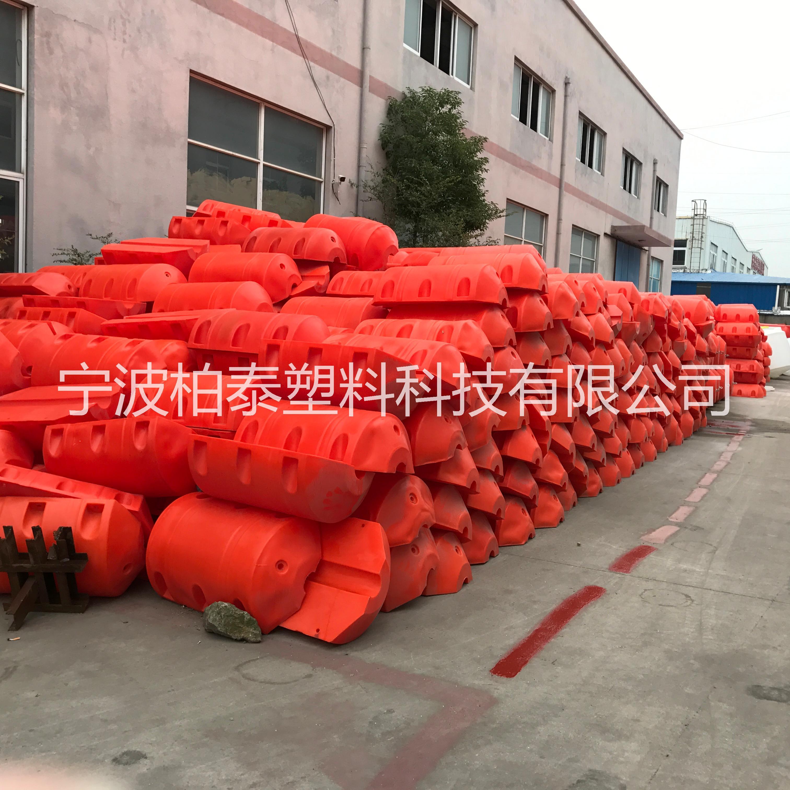 枣庄河道连接组合浮筒 钢丝绳连接浮筒