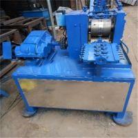 供应 广东佛山从邦铁丝压扁机 配有水冷装置 防止线材轧制过程中变形