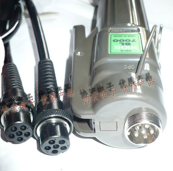 HIOS BL-7000OPC计数电批BL-5000OPC计数螺丝刀BLOP-STC3电源