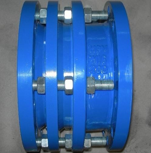 SF型钢制伸缩器定范围内可轴向伸缩